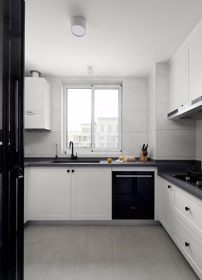 2021北欧厨房装修图 2021北欧灶台装修图片