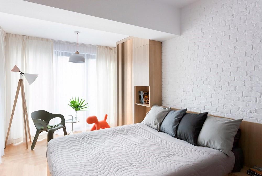 2021日式卧室装修设计图片 2021日式落地窗效果图
