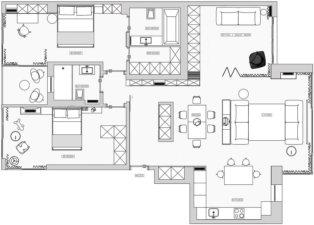 2021日式餐厅效果图 2021日式门厅装修图片