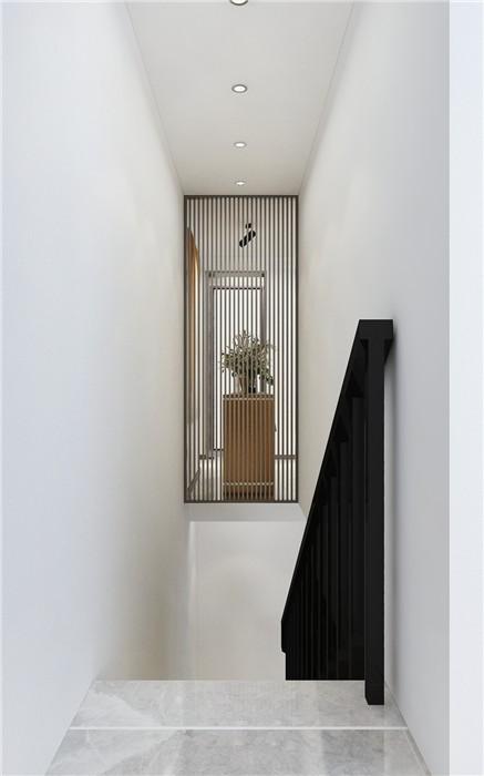 2021现代起居室装修设计 2021现代楼梯装修效果图大全