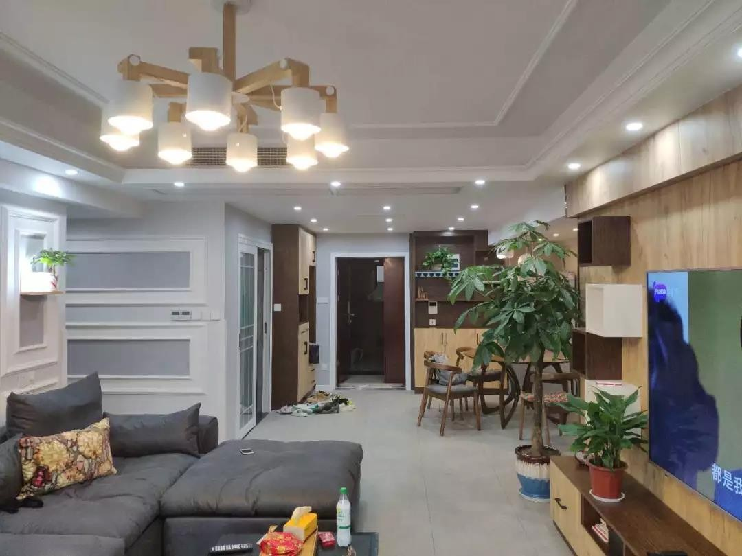 2021现代客厅装修设计 2021现代灯具图片