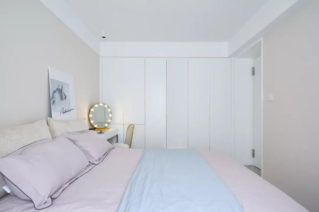 2021北欧卧室装修设计图片 2021北欧衣柜图片