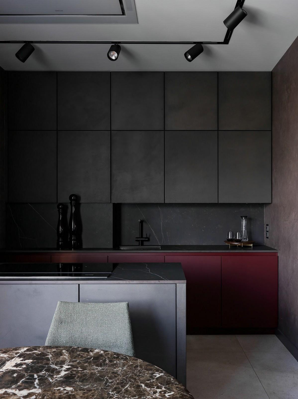 2021简约厨房装修图 2021简约吊顶图片