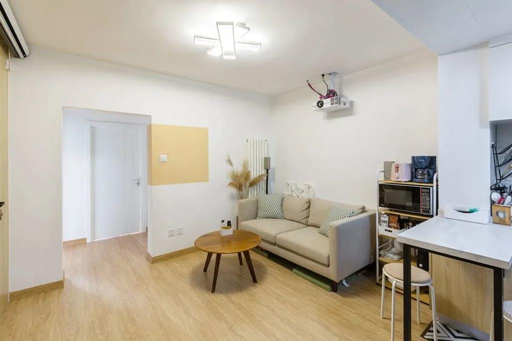 2021现代70平米设计图片 2021现代三居室装修设计图片