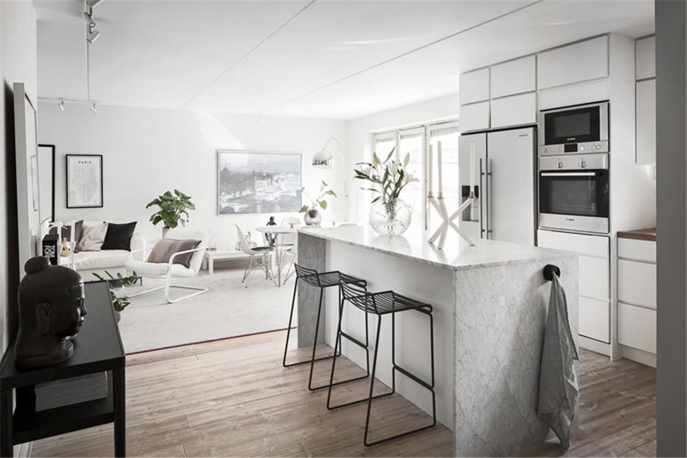 2021北欧玄关图片 2021北欧餐桌装修效果图片