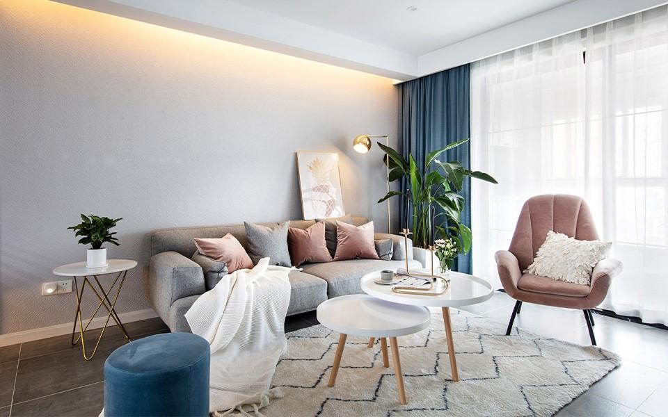3室2卫2厅140平米欧式风格