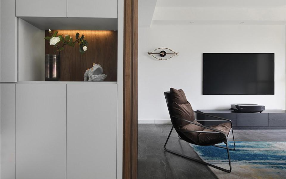 3室1卫1厅126平米简约风格