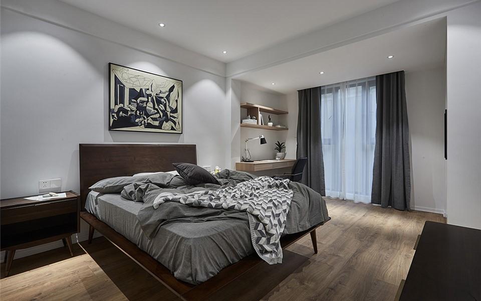 2021简欧卧室装修设计图片 2021简欧床图片