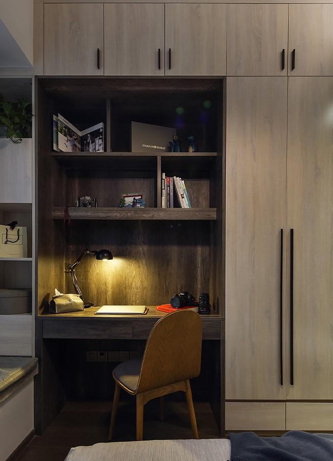 2021现代书房装修设计 2021现代细节装饰设计