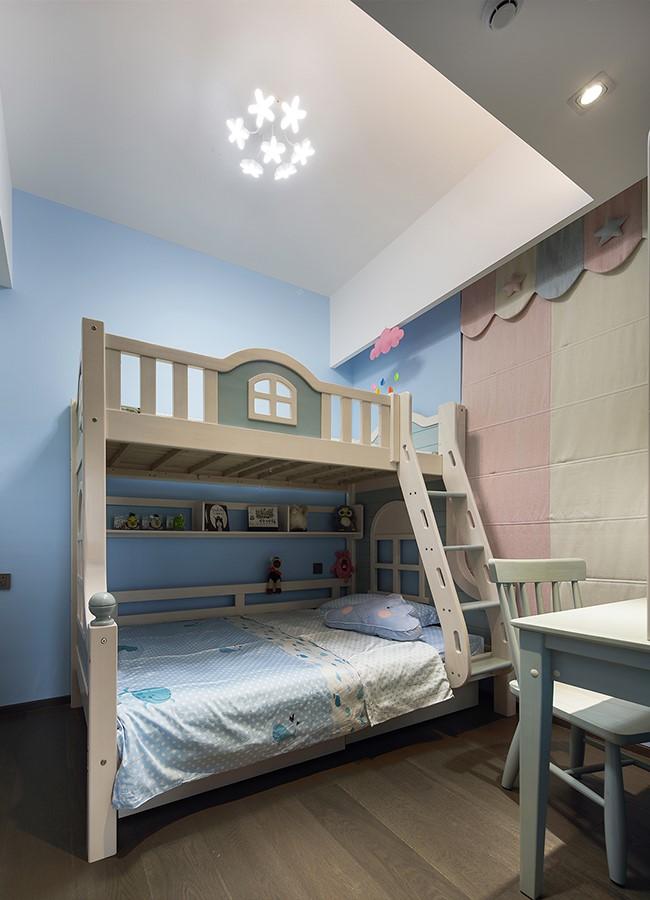 2021现代儿童房装饰设计 2021现代细节装修图片