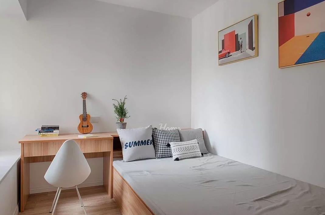 2021现代卧室装修设计图片 2021现代榻榻米装修设计图片