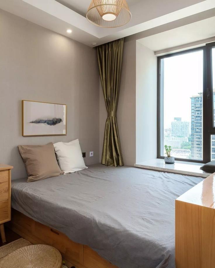 2021简约卧室装修设计图片 2021简约榻榻米装修设计