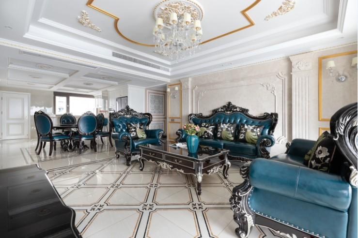 2021欧式客厅装修设计 2021欧式沙发装修设计