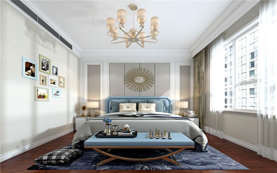 2021欧式卧室装修设计图片 2021欧式细节装修图