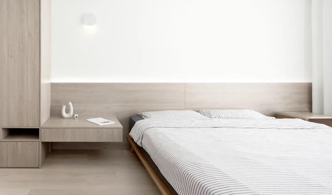 2021简约卧室装修设计图片 2021简约背景墙装修设计