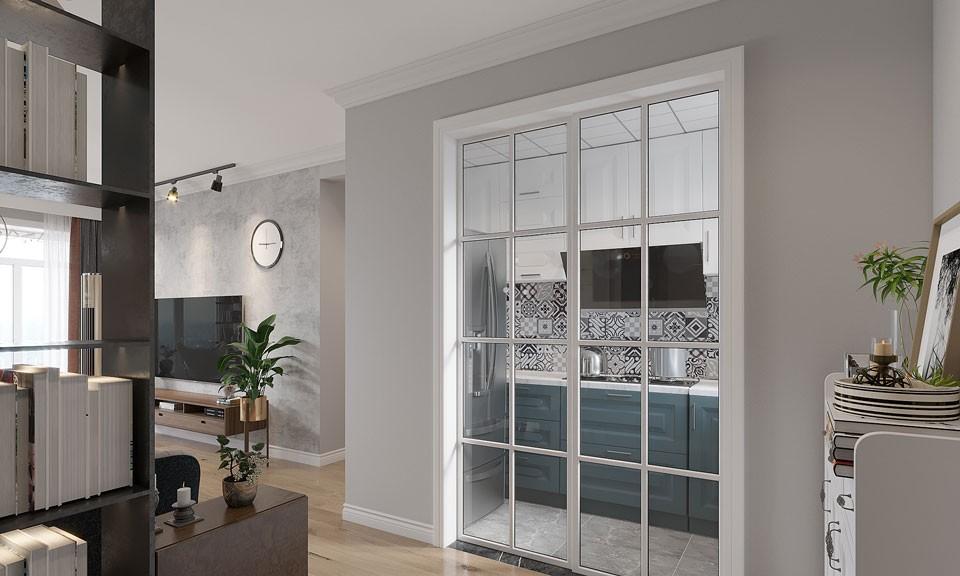 2021北欧90平米装饰设计 2021北欧小户型装修效果图大全