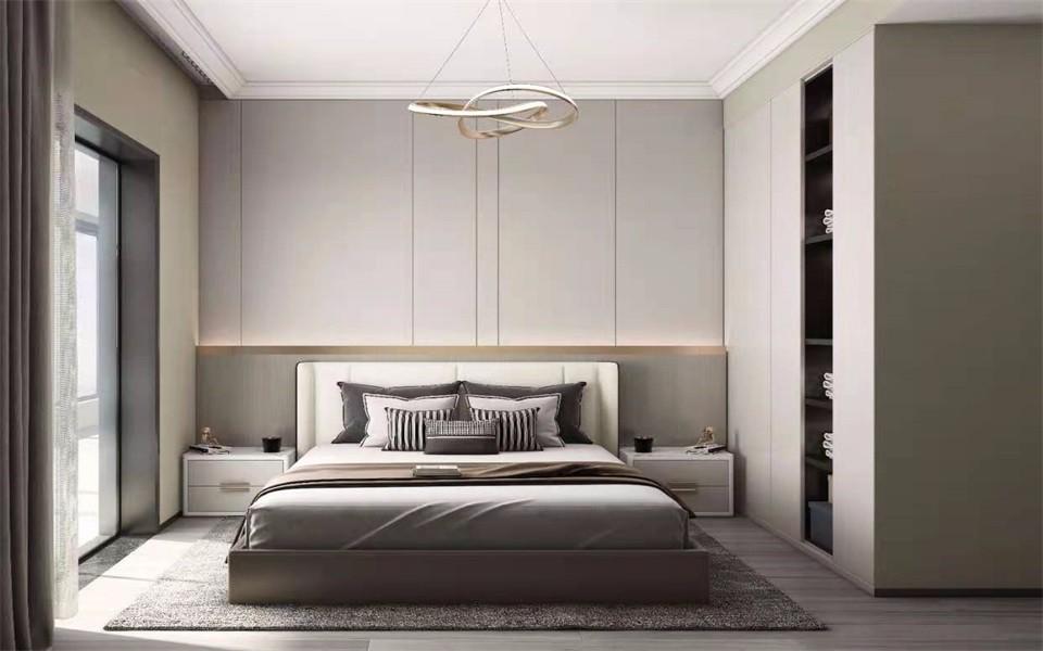 2021现代简约240平米装修图片 2021现代简约套房设计图片