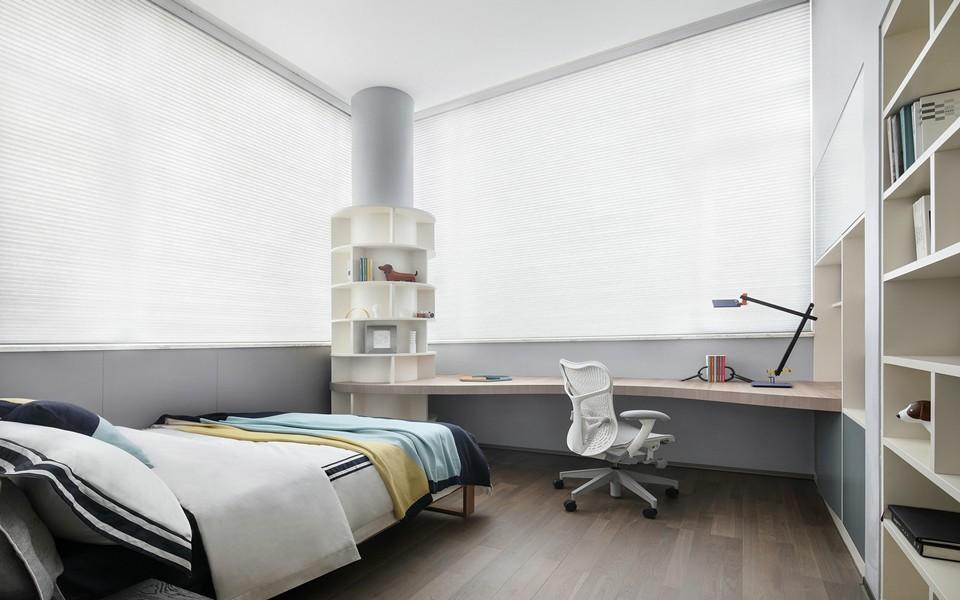 2021现代儿童房装饰设计 2021现代飘窗装修效果图大全
