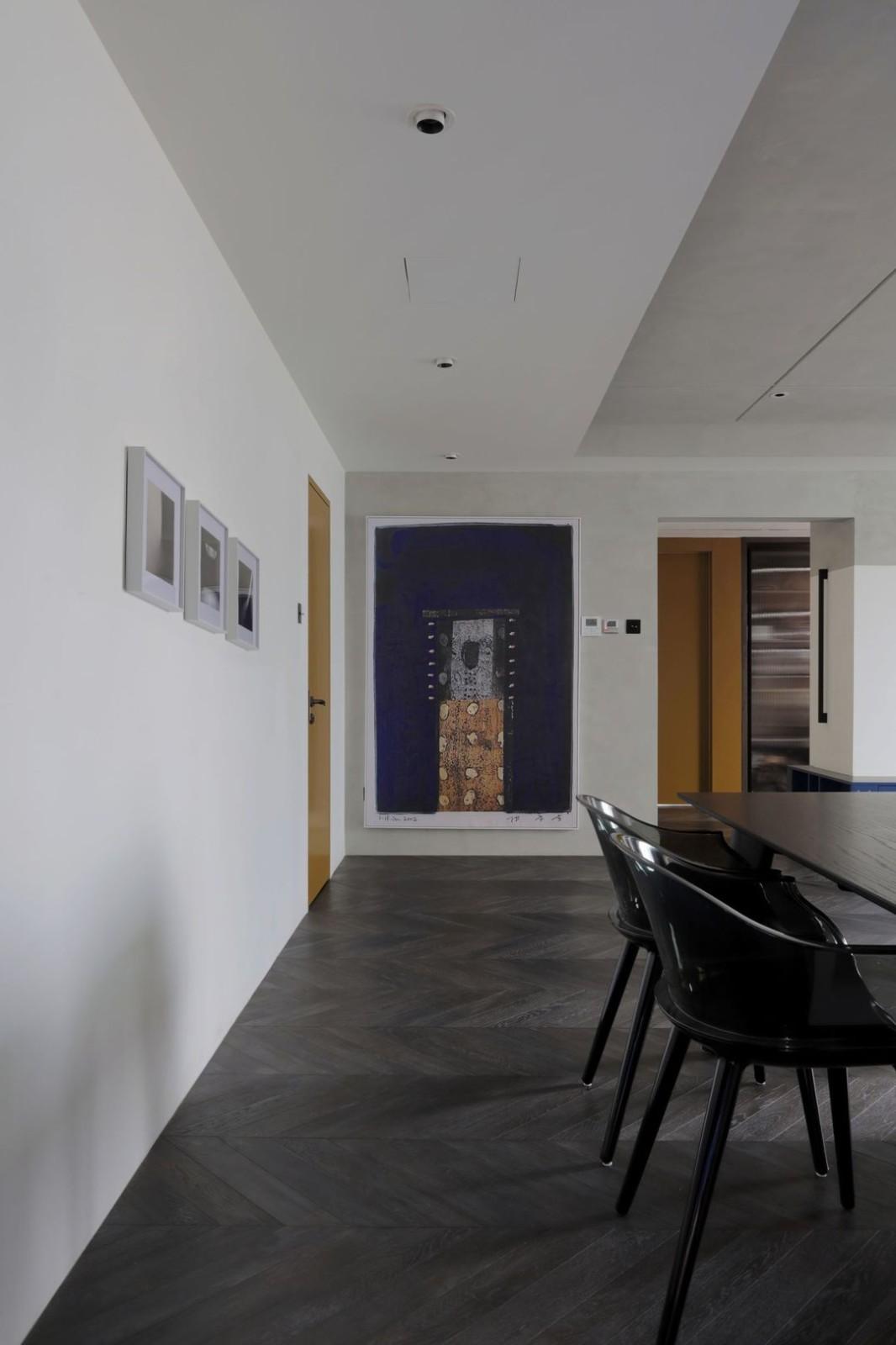 頤和世家3居室現代風格效果圖