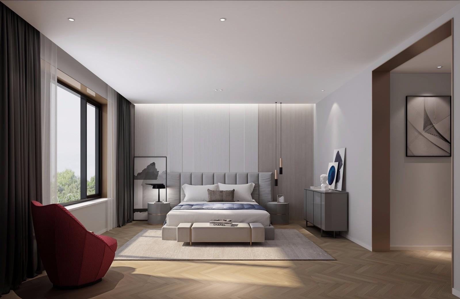 2021简约卧室装修设计图片 2021简约细节装修图