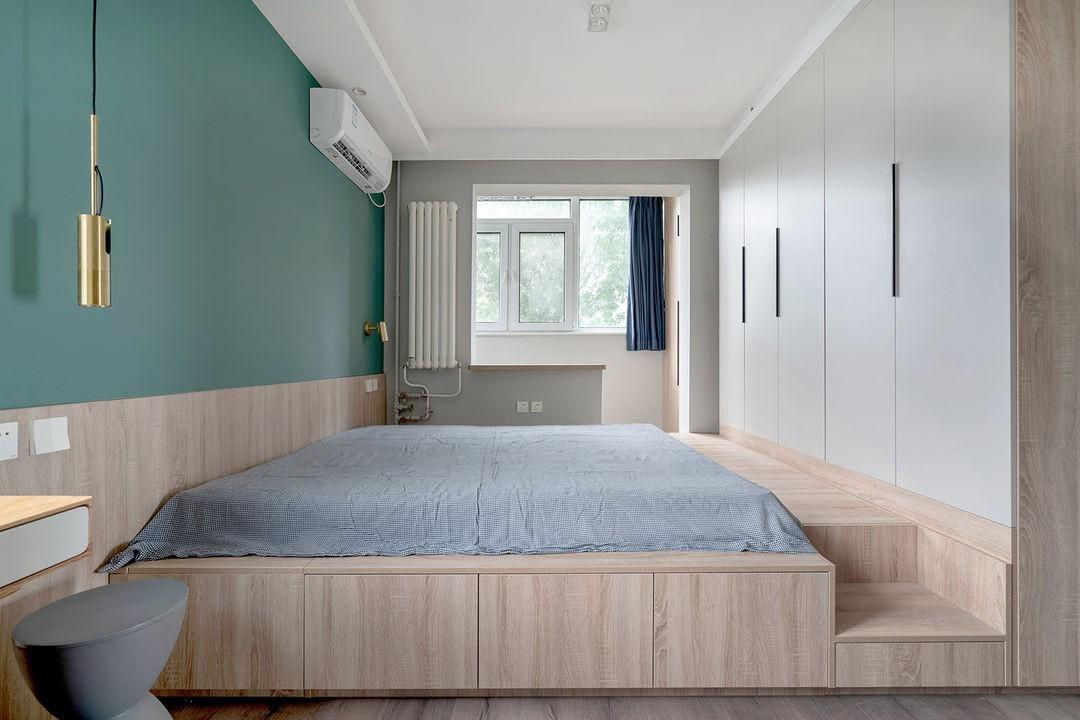 2021北欧卧室装修设计图片 2021北欧地砖装修效果图大全