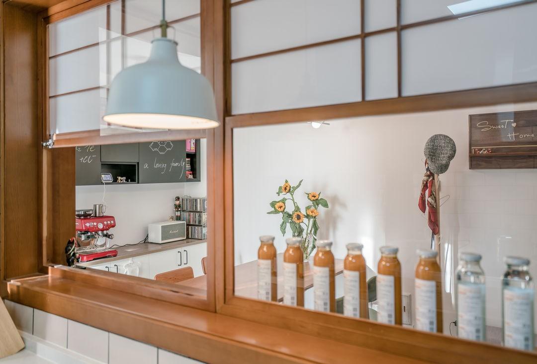 2021日式厨房装修图 2021日式细节装修图片