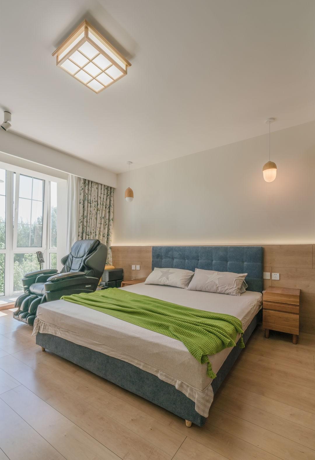 2021日式卧室装修设计图片 2021日式地砖装修图片