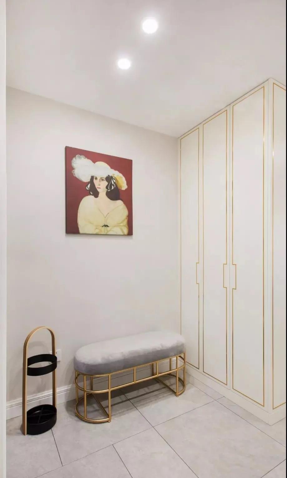 2021美式卧室装修设计图片 2021美式背景墙装修设计