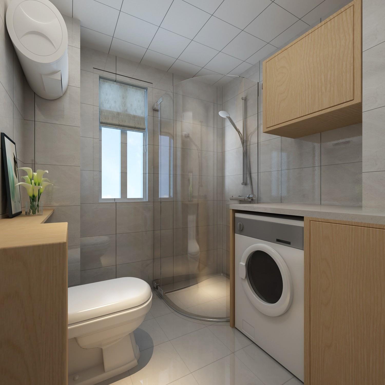 2021现代卫生间装修图片 2021现代浴室柜装修图片