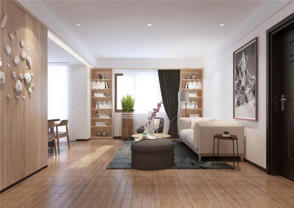 2021复古150平米效果图 2021复古套房设计图片