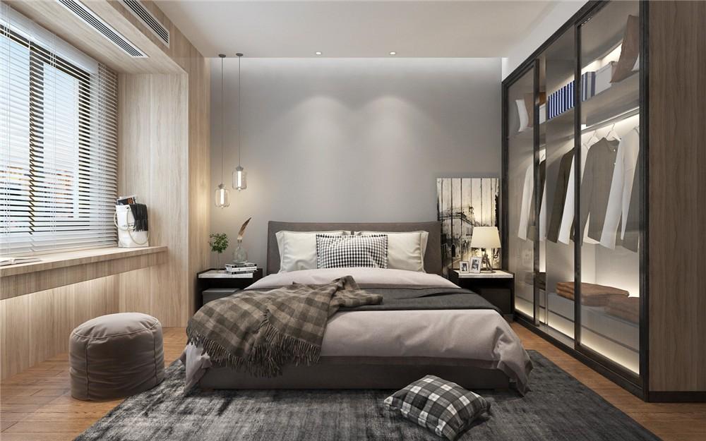 2021复古卧室装修设计图片 2021复古背景墙装修设计