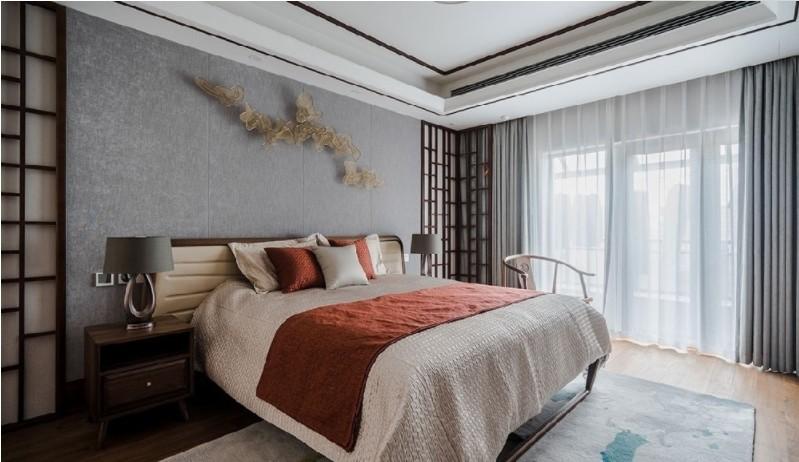 2021简欧卧室装修设计图片 2021简欧背景墙装修设计