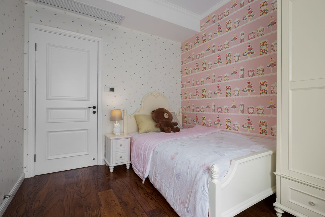 2021美式儿童房装饰设计 2021美式衣柜图片