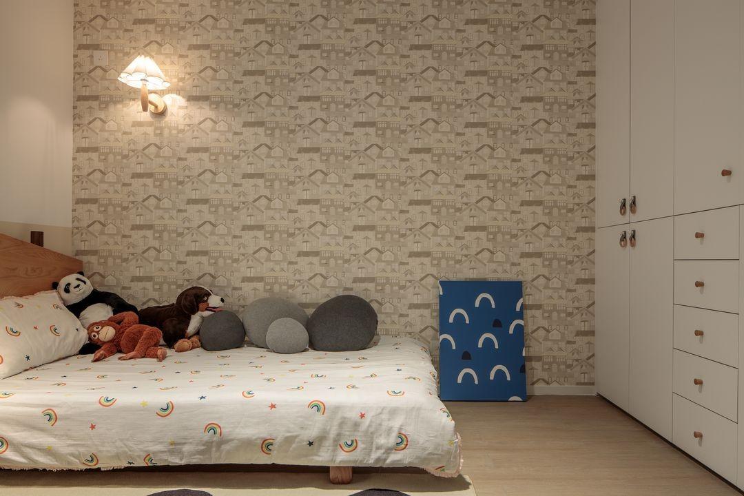 2021混搭儿童房装饰设计 2021混搭细节装饰设计