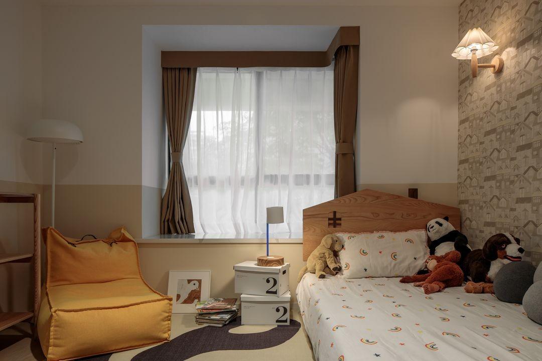2021混搭儿童房装饰设计 2021混搭沙发装修图
