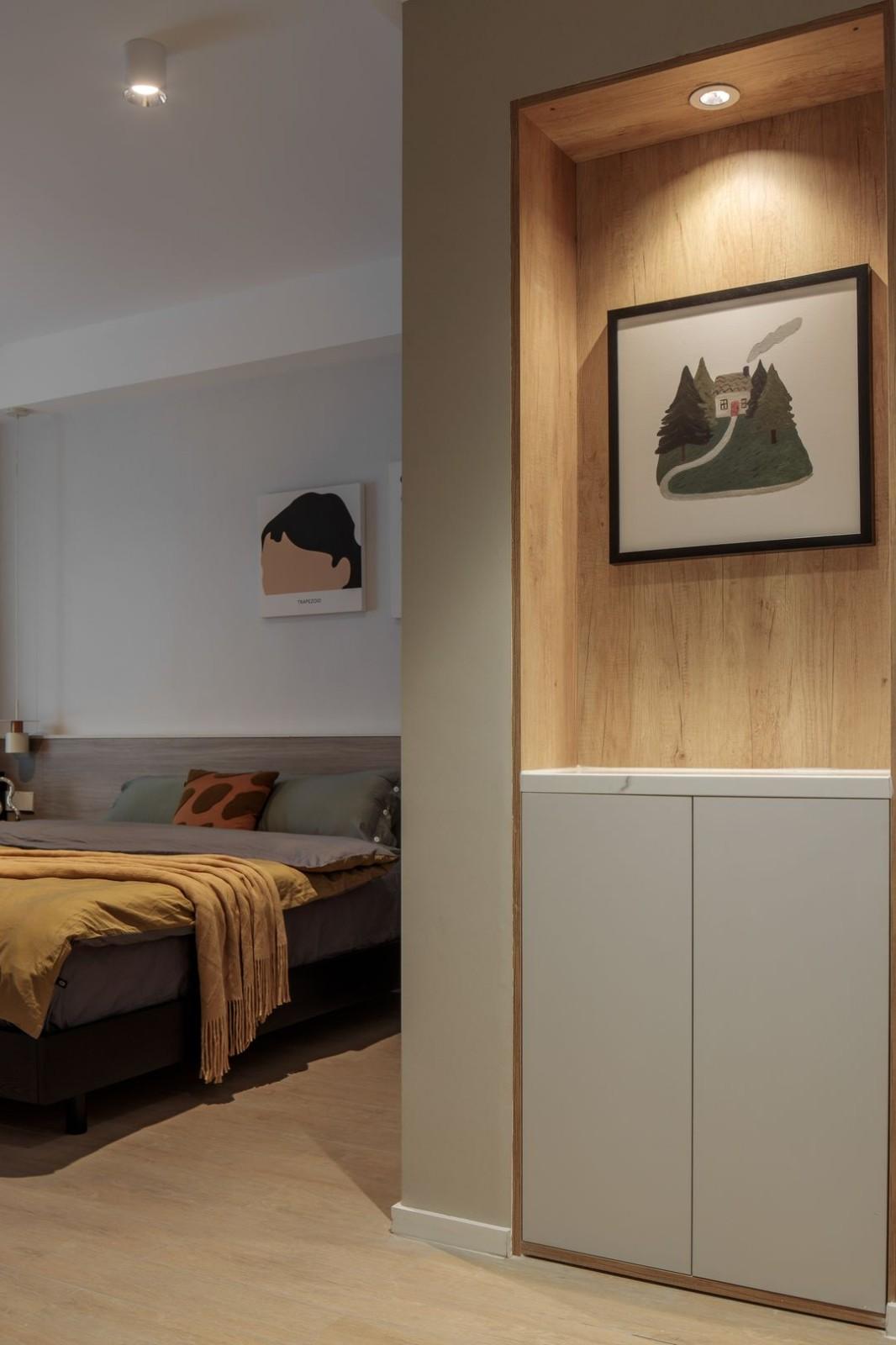 2021混搭卧室装修设计图片 2021混搭细节装饰设计