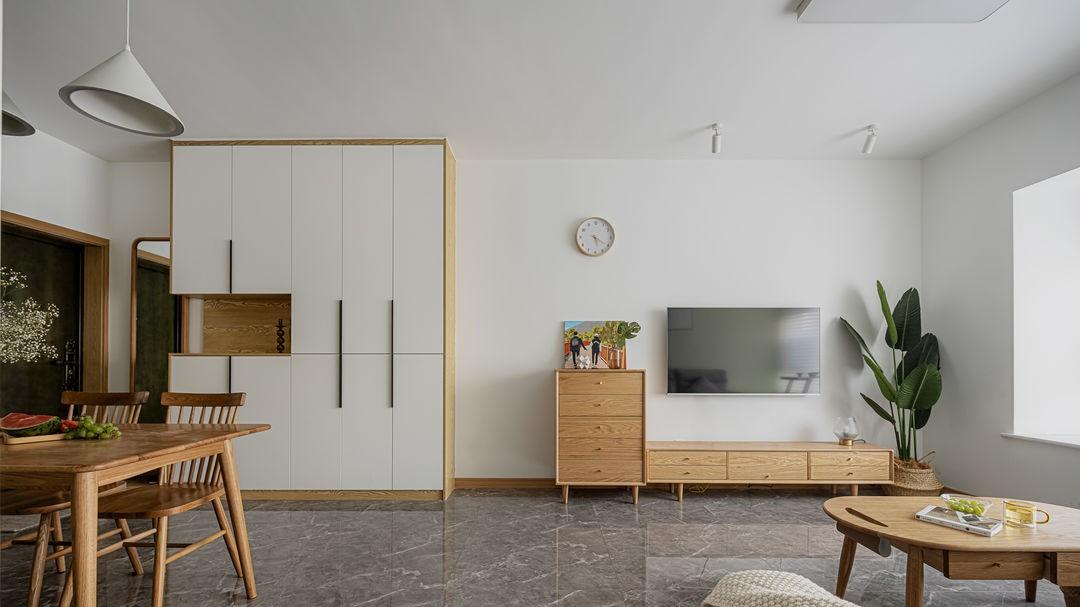2021日式客厅装修设计 2021日式细节装饰设计