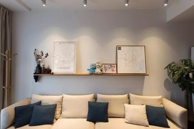 2021日式客厅装修设计 2021日式沙发装修图