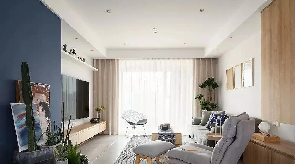 2021北欧150平米效果图 2021北欧套房设计图片