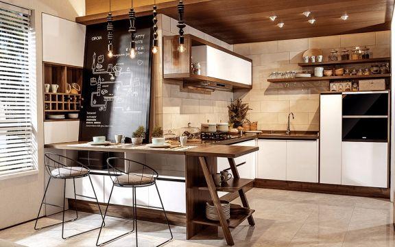 2019欧式70平米装修效果图大全 2019欧式二居室装修设计