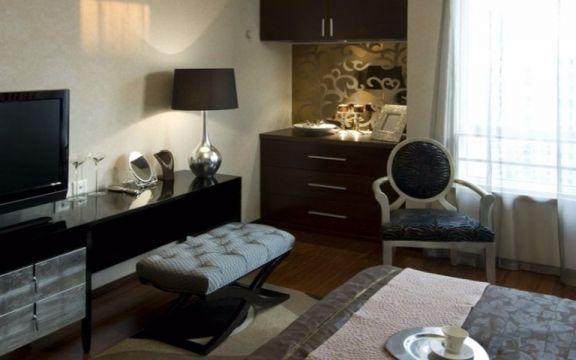 卧室梳妆台现代简约风格装修效果图