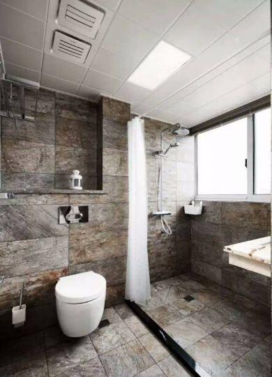 卫生间细节现代简约风格装饰设计图片