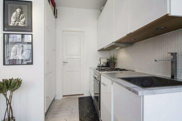 厨房细节现代简约风格装修图片