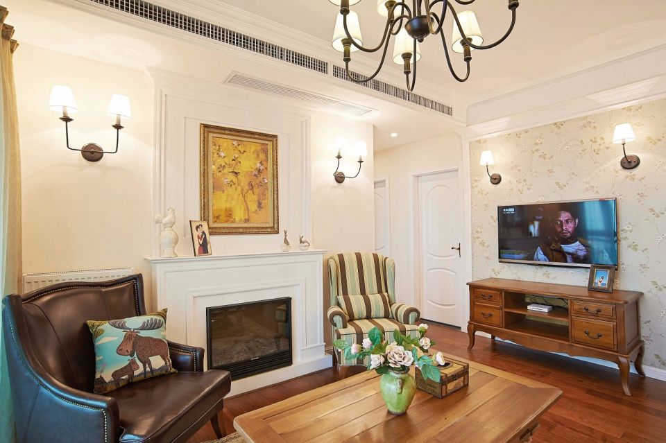 客厅沙发简约风格装修效果图