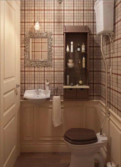 卫生间细节欧式风格装潢设计图片
