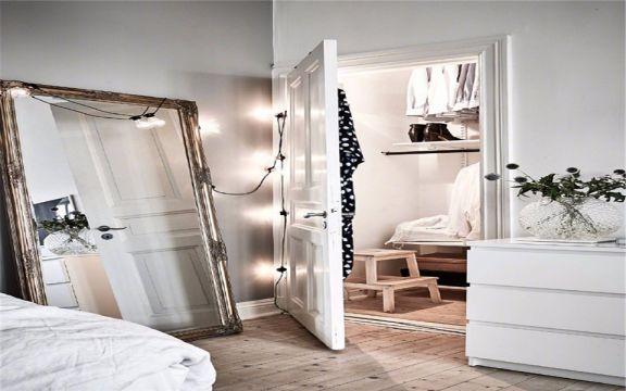 卧室细节北欧风格装修图片