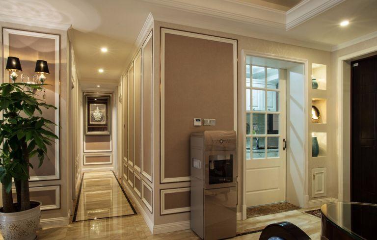 玄关走廊欧式风格装饰图片