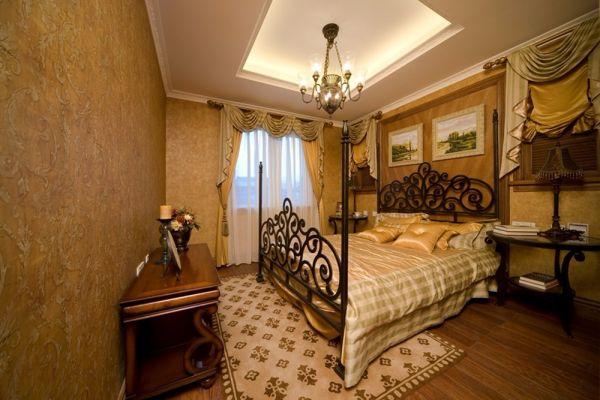卧室细节欧式风格装修图片