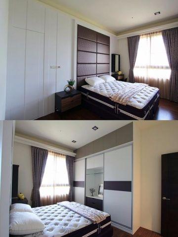 2019现代简约100平米图片 2019现代简约三居室u乐娱乐平台设计图片