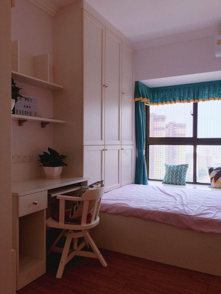 卧室榻榻米混搭风格装修图片